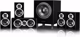 Wharfedale 5.1 Speakers