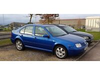 VW Bora 1.9TDi, Y Reg, MOT, good runner, £750 ono