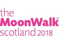 Event Support Cyclist - The MoonWalk Scotland 2018