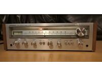 Pioneer SX 550 Amplifier Stereo AM/FM Receiver