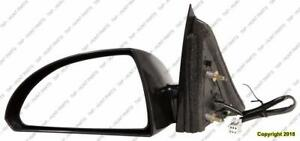 Door Mirror Power Driver Side Chevrolet Impala 2006-2013