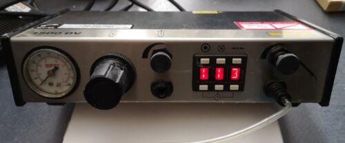 Nordson EFD 1500DV Precision Fluid Adhesive Epoxy Dispenser + pedals +Hose