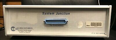 Columbus Instruments System Junction 96088-h Pn 451-6001a Free Shipping