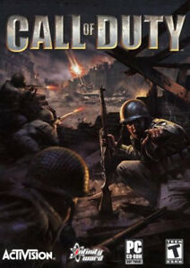 Call of Duty & United Offensive expansion pack for PC