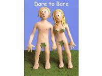 """Dare to Bare"" charity fundraiser"