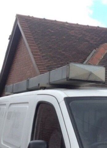 3m Van Roof Box Lockable Storage Plummeru0027s Pipes Fishing Bigger than Rhino / Van Guard / & 3m Van Roof Box Lockable Storage Plummeru0027s Pipes Fishing Bigger than ...