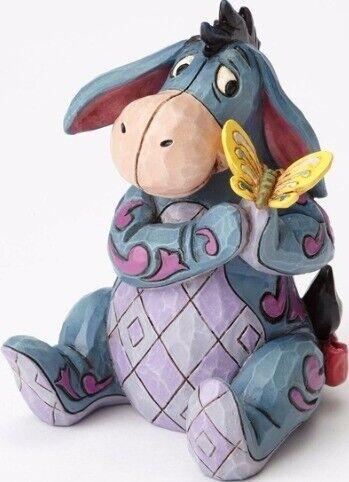 TCA Jim Shore DISNEY TRADITIONS EEYORE Mini Resin Figurine Winnie the Pooh