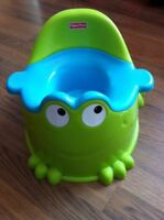 Fisher Price- Froggy training pot