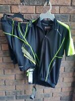 Men's Road Bike Clothes - shirt and shorts - small