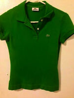 Lacoste Polo in Green - s36 or XS
