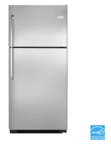 Top Mount Refrigerator in Stainless Steel Frigidaire