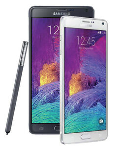 Samsung Galaxy Note 4 Verizon Model GSM Unlocked Smartphone with Warranty