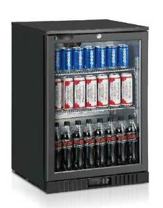 ABM130G - Commercial Black Magic Single Door Fridge