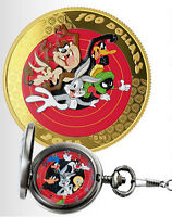 14 Karat Gold Coin - Looney Tunes Bugs Bunny and Friends