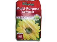 Durstons multi purpose compost 60litre bags