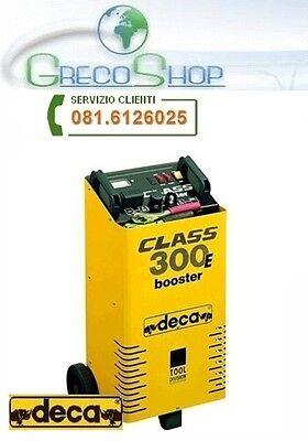 Avviatore/Caricabatterie 250 Amp 12/24 Volt Deca - CLASS BOOSTER 300E