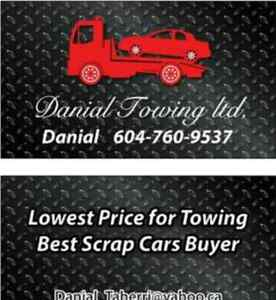 free scrap car removal + cash 6047609537