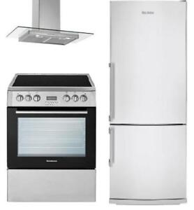 "https://aniks.ca/ European Blomberg 24"" Kitchen Appliance Package special DEAL now only $3499, upgrade to a 28"" o"