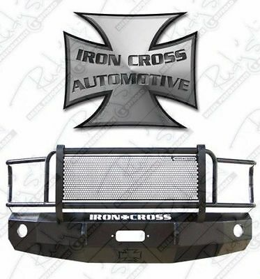 Iron Cross HD Grille Guard Front Bumper 2009-2014 Ford F-150 Truck 24-415-09