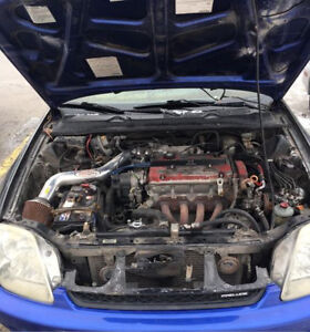 H22 A1 Vtec Motor and Tranny low kms