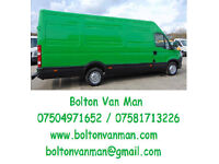 MAN AND VAN (Bolton Van Man)