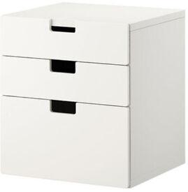 Kids drawer Unit Ikea Stuva