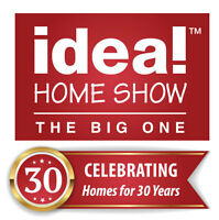 Join us for the 30th anniversary of the NS Fall Ideal Home Show!