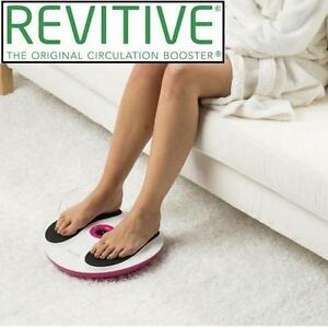 NEW* REVITIVE CIRCULATION BOOSTER Circulation therapy for legs  feet vein health REVITIVE LV 103203712