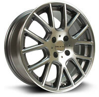 Roues (Mags) Milan 15 pouces  5-114.3