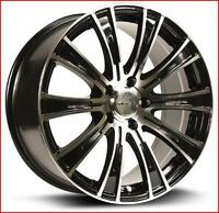Roues (Mags) RTX Baron 16 pouces 5-114.3
