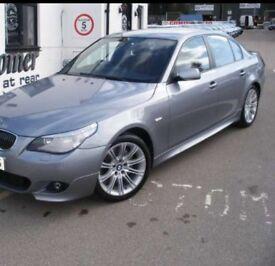 BMW E60 M SPORT 320 BHP 12 MONTHS MOT MAY PX OR SWAP