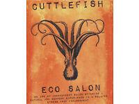 Hair stylist / Hairdresser required - Cuttlefish Eco Salon Brighton.