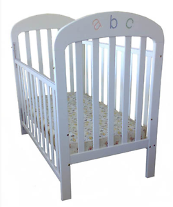 Baby cot near new mattress ..$59 so cheap..price reduced.URGENT Wiley Park Canterbury Area Preview