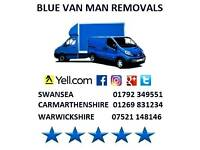 Removals Man and Van Service Available