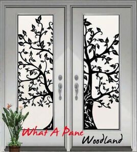 WROUGHT IRON DOOR AND STAINED GLASS SHOWROOM