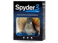 Datacolour Spyder 3 Pro screen calibration device