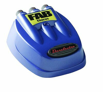 Danelectro Fab Chorus Effects Pedal D 5 D5