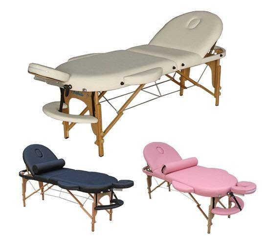 Beauticians cream massage table used twice immaculate for Gumtree beauty table