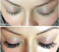 Eyelash Extensions Special --$65 --Mobile