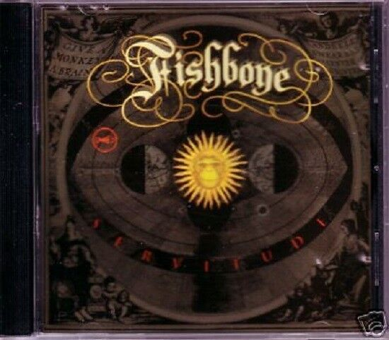 Fishbone Servitude EDIT 93 TOUR DATES PROMORadio DJ  CD Single USA