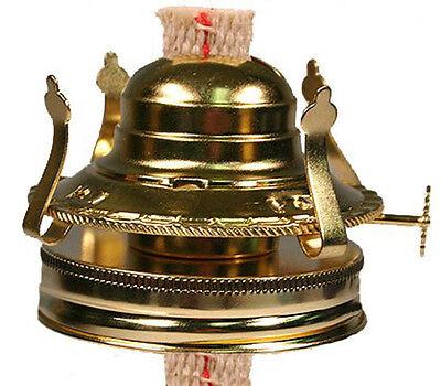 Mason Jar Oil Lamp Burner Chimney Holder Hurricane Lamp Conversion Top