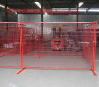 Construction Site Fence RENTAL