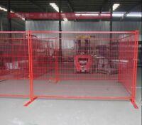 Construction Site Fence RENTAL