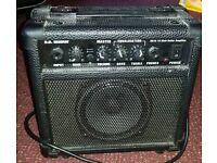 Guitar amplifier Amp
