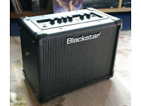 Blackstar ID Core 10 Stereo Guitar Amp - almost new