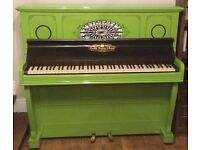Up cycled Retro Piano George Rogers & Sons