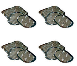 4-SETS-Replacement-Gel-Pads-For-Slendertone-Flex-Pro-System-Ab-Belt-3pads-set