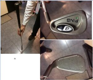 Ping Iron Green Dot - Right Hand