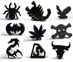 Black-Stainless-Steel-Stud-Earring-men-boy-girl-women-teen-earing-gift