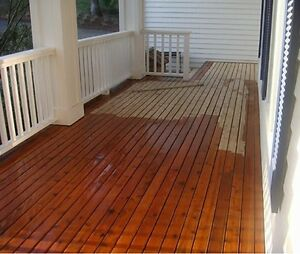 Deck refinishing West Island Greater Montréal image 2
